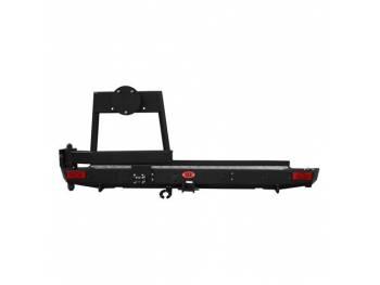 Задний силовой бампер OJ 03.418.03 для УАЗ Пикап, в т.ч. рестайлинг 2014-