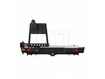 Задний силовой бампер OJ 03.146.02 для GREAT WALL Wingle 5