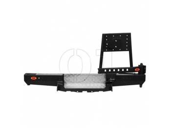 Задний силовой бампер OJ 03.102.22 для УАЗ 3741