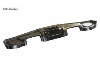 Полка верхняя «Муза» (колонки магнитофон) (АБС Пластик) УАЗ 452