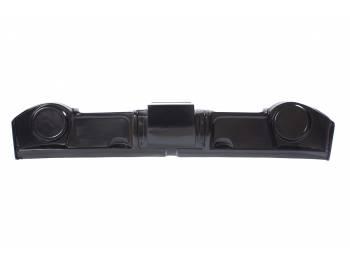 Полка верхняя «Дуэт» (колонки магнитофон) (АБС Пластик) УАЗ Хантер