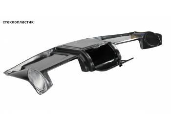 Полка верхняя «Соната»  (колонки вещевой ящик) (АБС Пластик) УАЗ 452