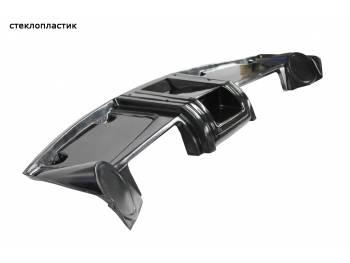 Полка верхняя «Соната» (колонки магнитофон) (Стеклопластик) УАЗ 452