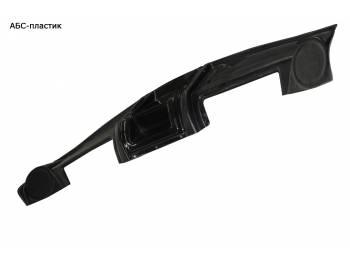 Полка верхняя «Соната» (колонки магнитофон) (АБС Пластик) УАЗ 452