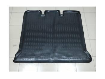 Коврик (поддон) багажника «Элемент» (полиуретан) УАЗ-Патриот до 2014 г.