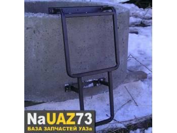 Лестница к багажнику на УАЗ 469, Хантер