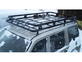 Багажник на УАЗ Патриот Экспедиция