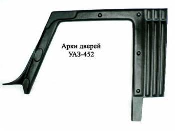 Арки дверей УАЗ-452