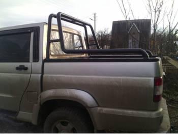 Дуга-защита кузова Удлиненная на УАЗ Патриот Пикап (Ф51)