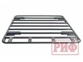 Багажник (платформа без крепежа) РИФ 1200x1400 мм пикапы, Нива (4 опор.)