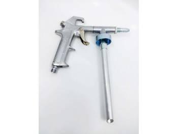 Антигравийный пистолет с регулируемым соплом