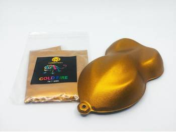 Пигмент Gold Fire