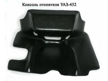 Консоль к отопителю УАЗ-452