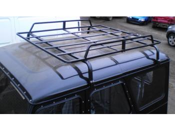 Багажник на УАЗ Хантер Стандарт (4 опоры)