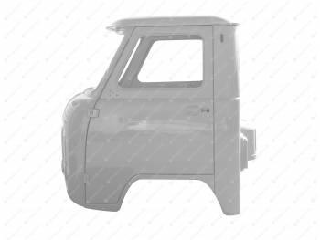 Каркас кузова (кабины) инжектор/карбюратор белая ночь ( аналог 3303-66-5000014-44)