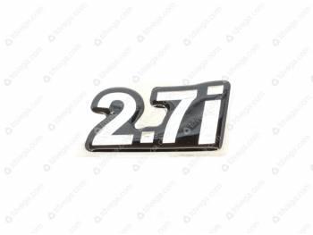 Наклейка 2,7i (3151-95-8212508-00)