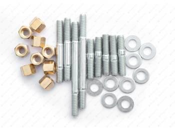 Установочный комплект крепления турбокомпрессора (шпильки, шайбы, гайки) ++