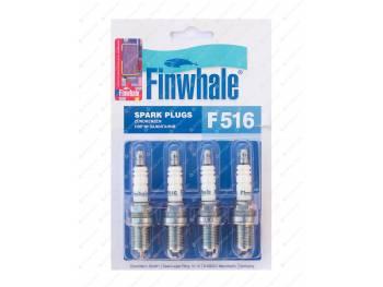 Свеча АУ14 ДВРМ FINWHALE ЗМЗ-409 Евро-3 под ключ 16мм (F516) (F516)