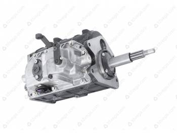 Коробка передач УАЗ 452, 3962, 3303, 2206 /5-ти ступенчатая/ (2206-00-1700010-01)