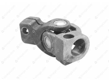 Карданчик рулевой в сборе на гидроусилитель Борисов (клин диам. 20) (3962-3401150)