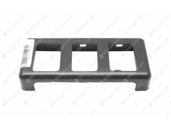 Щиток выключателей противотуманных фар УАЗ-3962 /3 рамки/ (3962-00-3710052-00)