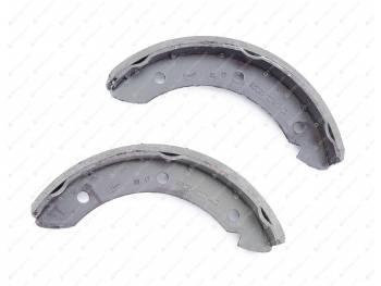 Колодка центрального (стояночного) тормоза УАЗ Профи (2шт) (2360-21-3507013-00)