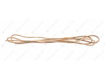 Трубка торм. (2812) медн. от центрального соединителя к заднему регулятору тормозов д.5 (3741-3506015-40)