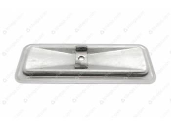 Крышка коробки толкателя УАЗ/ГаZ (417.1002110-01)
