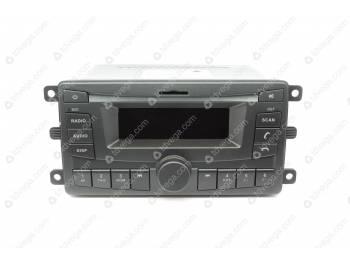 Магнитола с радиоприемником 2 Din (3163-00-7901020-40)