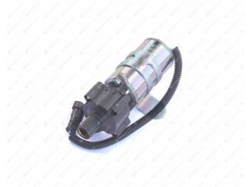 Моторчик отопителя дополнительный (d-20) евроразъём (75.3780-01)