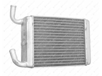 Радиатор отопителя УАЗ-3160,3163 (до 2008 г.) (LRh 0363b)LUZAR (3163-00-8101060)