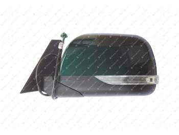 Зеркало заднего вида с электроприв-подогревом левое Патриот (с 2015 г.в) с повт. поворота АММ(AMM) (3163-00-8201071-00)