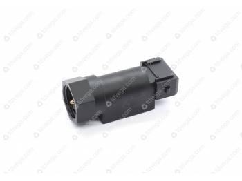 Датчик скорости РК 343.3843 (без провода, разъем квадрат.) Патриот, ЕВРО-3 (3163-00-3843010-00)