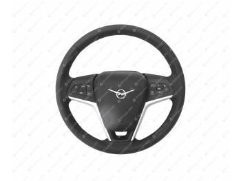 Колесо рулевое Патриот (мультимедийное) с подушкой безопасности / (3163-00-3402012-20)