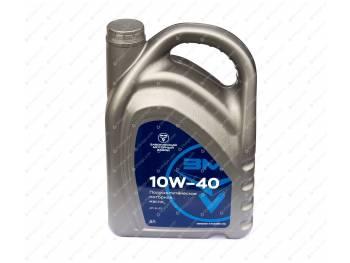 Масло моторное ZMZ 10W40,полусинтетика 5л (0000-00-4734090-00)