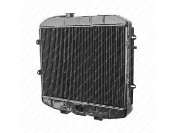 Радиатор водяного охлаждения 3-х рядный ЗМЗ-514 МЕДНЫЙ (3160-00-1301010-10) (3160-00-1301010-96)