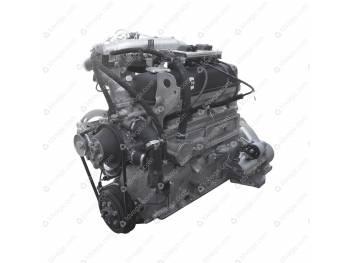 Двигатель (99 л.с) УМЗ 4213 ОW, АИ-92 инж, под леп.корзину, ЕВРО-2,шкив ГУР (груз. ряд) /под заказ/ (4213.1000402-21)