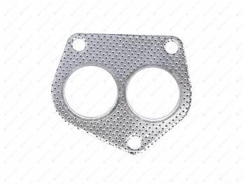 Прокладка приемной трубы Газель (3 шпильки) (облиц. метал. 5-ти сл.) (3160-1203020)