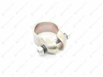 Хомутик рулевой колонки зажимной с болтом (3741-00-3401135-00)