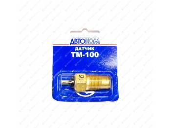 Датчик температуры ТМ-100 А ( завод) (ТМ-100А 3808000)