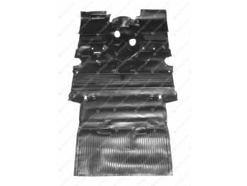 Коврик салона пола Хантер КПП 4-ти ст. (полиуретан) (3151-96-5109010)
