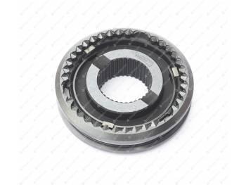 Муфта синхронизатора в сб. 1 и 2-ой передачи КПП 5-ти ст. MetalPart (МР-255-1701142-12)