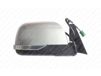 Зеркало заднего вида с электроприв-подогревом правое Патриот (с 2015 г.в) с повт. поворота ЖСМ(ZCM (3163-00-8201070-00)