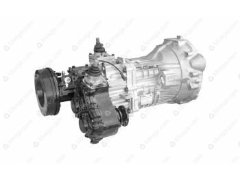 Агрегат в сб. УАЗ Хантер 5-ступ. DYMOS+ (3151-95-1700005-95)