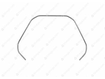 Кольцо стопорное внутр. п-ка колес. редуктора ред. (0469-00-2407087-00)
