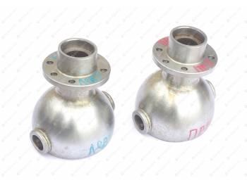 Опора шаровая в сб. УАЗ 452 усиленные кастор +5 (к-т 2 шт.) (алмаз. покр)Тимкен(Х) Ваксойл (0452-00-2304012-00)