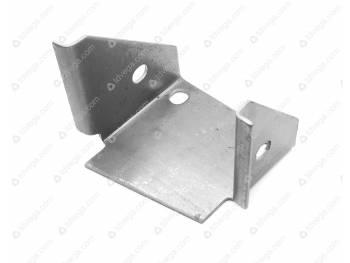 Кронштейн крепления поперечины №2 рамы правый УАЗ-452 (0452-00-2801114-10)