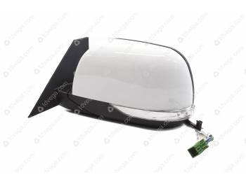 Зеркало заднего вида с электроприводом-подогревом левое Патриот (с 2015 г.в) с повт. поворота БСЕ (BCE) (3163-00-8201071-00)