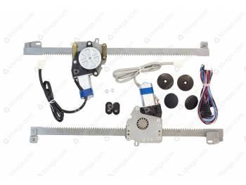 Электростеклоподъемник передней двери лев/прав УАЗ 452 (компл) (452-00-6204500-00)