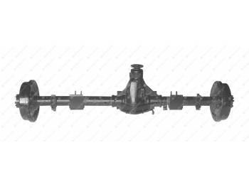 Мост задний УАЗ Патриот спайсер под АБС 1600 мм, гл. пара 37, 9 зуб.26 (3163-00-2400010-00)